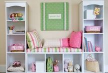 Kids Bedrooms / by EmmyMom