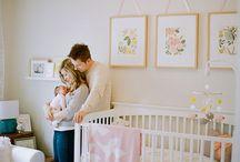 Nurseries//Kid Rooms / by Louise Jewell