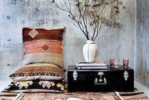 Boheme home / Boheme homedecor, boheemi sisustus, eclectic