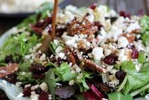 Salads / by Elysa Siano (korosic)