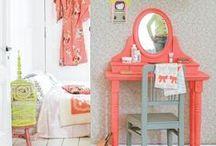 Bright and Light / Bright decor, colorful decor, värikäs sisustus