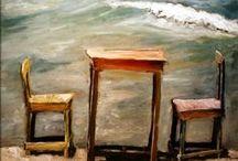 Malarstwo Popołudniowe / Malarstwo Robert Lenard-Bachmann