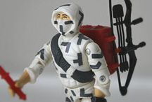 80's GI Joe / Action figures, vehicles and other GI Joe collectibles and goodies from the classic 1980's Hasbro toy line.