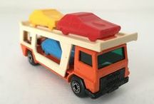Hot Wheels & Matchbox / Vintage Hot Wheels, Matchbox and other die cast collectible cars from the 60's, 70's and 80's.