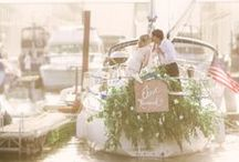 Boat Weddings / M.V Silver Spirit is the ideal location to celebrate your day, with up to 40 guests, we can offer personalised service.