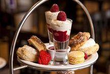 High Tea / High tea on the water! Spirit Fleet has a sumptuous high tea menu. Heres our inspiration...