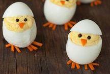 Easter / Celebrating the Easter theme