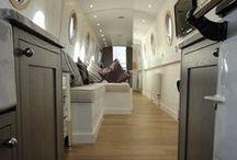 Yacht Interiors / Inspirational boat interiors...