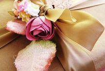 Packaging & Branding / Gift wrapping, packaging & gorgeous branding