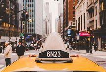 NYC~ the city i love / New York City  / by Gina Beamish