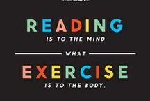 Reading / by Andrea McEvoy