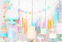 Party ideas / by Cecilia Naidu