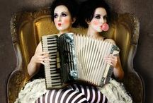 CIRCUS&CARNIVAL&FREAKS / by Alice Jacobo