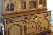 Painted Furniture by The Little Black Chair