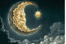 There's Magick In The Moon / by Jackie Johnson