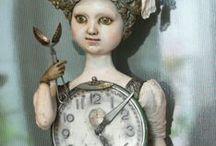 Clocks / by Mary Frances Rogers