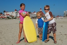 San Diego with Kids / The San Diego Family Travel board is dedicated to the best family vacation destinations, attractions, activities, and hotels in San Diego. Explore kid-friendly San Diego! #FamilyTravel #Trekarooing