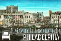 Philadelphia with Kids / This Family Travel board is dedicated to the best attractions, activities, and hotels in Philadelphia with Kids. #FamilyTravel #Trekarooing