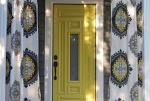 Outdoor Space & Curb Appeal / by Sheridan Grime