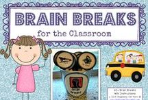 Brain Breaks/Gym & Minute to Win It / by Andrea McEvoy