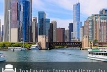 Chicago with Kids / The Chicago Family Travel board is dedicated to the best family attractions, activities, and hotels in the Chicago area. Explore kid-friendly Chicago! #FamilyTravel #Trekarooing
