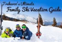 Ski Vacation Planning / Plan your family ski vacation with Trekaroo! Find images and links to ski tips and advice, plus the most family-friendly resorts and products to hit the snow.