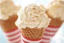 #Easy Homemade Ice Cream / It's simple to make #homemade #ice cream without a maker! Just add Eagle Brand® Sweetened Condensed Milk, cream, and your favorite ingredients.  / by Eagle Brand