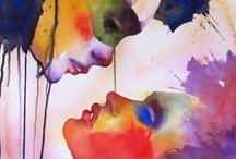 Artwork  / by Candy Suen