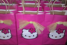 Birthday: Hello Kitty Party!!!! / by Michelle Cook