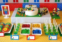 Birthday: Lego Party!!! / by Michelle Cook