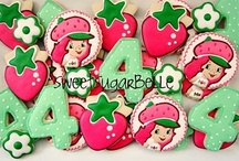 Birthday: Strawberry Shortcake Party / by Michelle Cook
