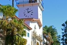 Santa Barbara with Kids / This Family Travel board is dedicated to the best attractions, activities, and hotels in Santa Barbara with Kids. #FamilyTravel #Trekarooing