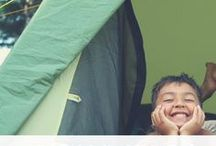 Camping Gear for Families / Trekaroo's top picks for camping gear. Inspiration for family camping, family fun, and kid-friendly activites in nature.