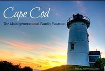 Cape Cod Family Vacations / A vacation to Cape Cod with your kids couldn't be more quintessentially American. The area is perfect for relaxing with grandma and grandpa while the kids ride their bikes to their heart's content and build sand castles from morning till night. It's the kind of place that families return to year after year to make memories together. Here are some great tips for exploring Cape Cod with kids along with recommendations from our Trekaroo community.