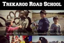 Road School - Guides for Educational Travel / The best of educational travel. Go to school on the road. Ideas for meaningful summer vacation travel for families. Tips for families that homeschool and travel too!