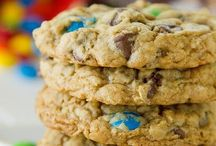 Cookies / I have too many cookie recipes for my dessert board!  / by Jenn Gorelick