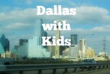 Dallas, Texas with Kids / The Dallas, Texas Family Travel board is dedicated to the best family vacation destinations, attractions, activities, and hotels in that #Dallas has to offer. Explore kid-friendly Dallas! #FamilyTravel #Trekarooing  / by Trekaroo Family Travel