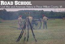 American Civil War - Learn History through Family Travel / Field trip ideas, books, videos, and fun projects that families can enjoy and do together to learn the history of America's Civil War.  Resources for getting your kids excited for visiting Civil War sites  around the country from Atlanta to Gettysburg and the Sherman Campaign. Explore Civil War battlefields where Union and Confederates armies faced off to fight for the emancipation of African Americans and the end to slavery.