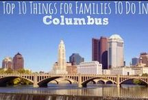 Columbus with Kids / The Columbus Family Travel board is dedicated to the best family vacation destinations, attractions, activities, and hotels in Columbus, Ohio. Explore kid-friendly Columbus! #FamilyTravel #Trekarooing