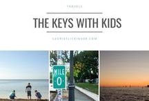 Florida Keys with Kids / The Florida Keys with Kids Family Travel board is dedicated to the best family vacation destinations, attractions, activities, and hotels in that the keys have to offer. Explore kid-friendly Florida Keys! #FamilyTravel #Trekarooing