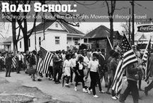 Road School: Civil Rights / A a collection of books, articles, and projects around the Civil Rights Movement.