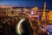 Vegas! / Amanda's 30th Birthday Trip - 2016 / by Sheridan Grime
