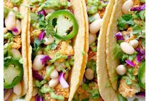 Mexican Inspired Dishes! / Nutritious and delicious Mexican Inspired Dishes! Here you will find the most delicious recipes inspired by Mexican cuisine: tacos, burritos, salads, seasoning and more!