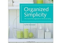 Organizing / by Cherrie McCartney