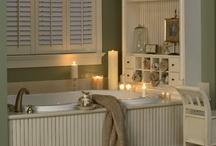Bathrooms / by Cherrie McCartney