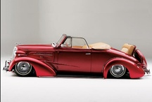 Automobiles - Misc. / by David James
