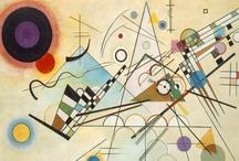 peintures & illustrations / by simone en voiture