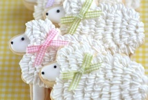 Easter - Spring  / Find inspiring Spring or Easter Baby Shower Decor Ideas, Festive Treats, Table Settings, Baby Gift Ideas for Baby's First Easter and more!