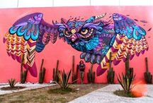 Street Art & Graffiti / Please don't forget to follow my others street art boards :) / by Artis-Tik