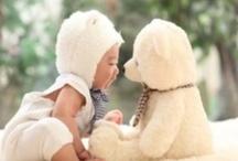 Precious Teddy's have Precious Memories  / by Mikayla Kopf